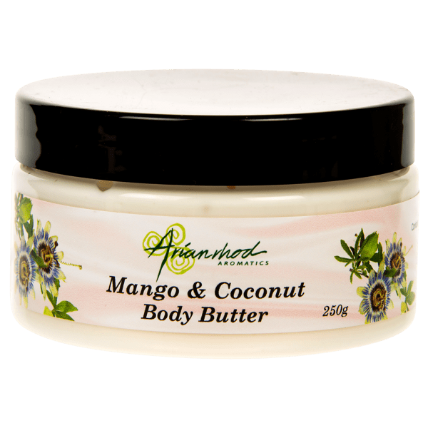 Mango and Coconut Body Butter