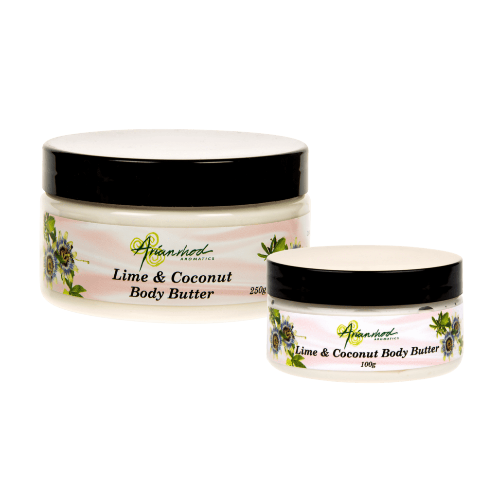 Body Butter - Lime and Coconut Group