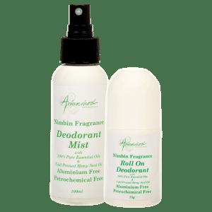 Nimbin Fragrance Aluminium-Free Deodorant