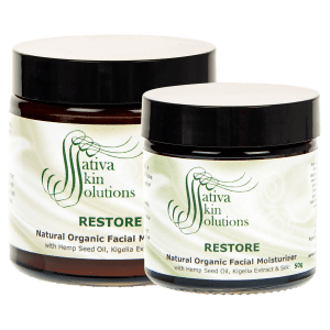 AS08 - Sativa Restore Facial Moisturiser