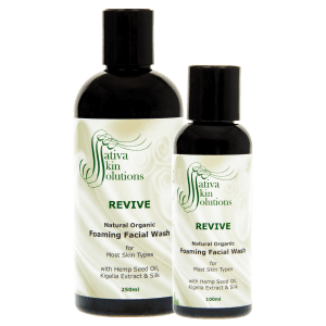 Sativa Revive Facial Wash