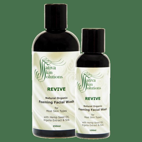 Sativa Revive Facial Wash