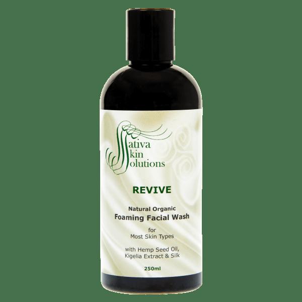 Sativa Revive Facial Wash - 250ml