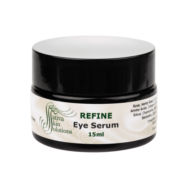 Sativa Refine Eye Serum