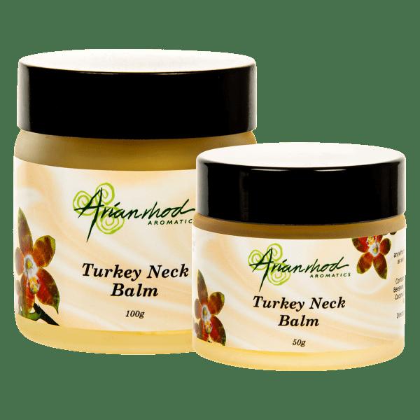 Turkey Neck Balm
