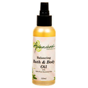 Balancing Bath and Body Oil