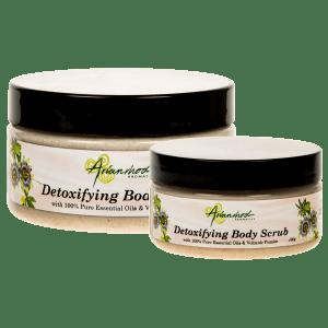Detoxifying Body Scrub