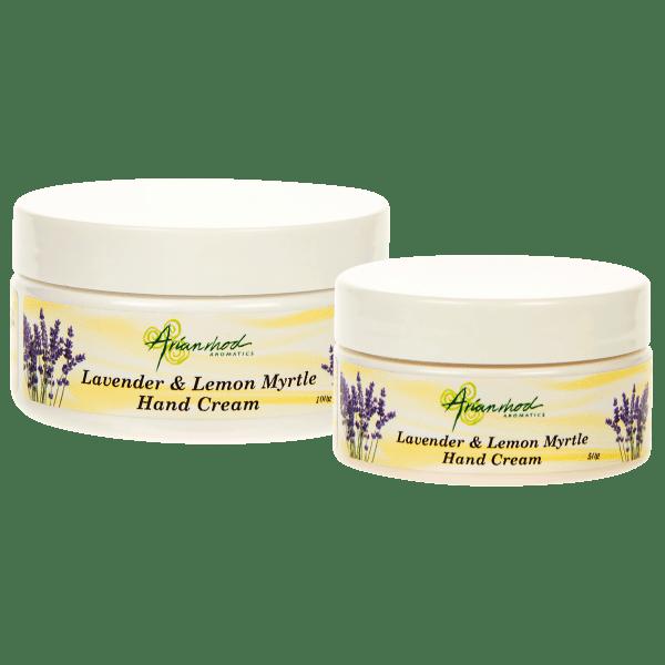 Lavender and Lemon Myrtle Hand Cream