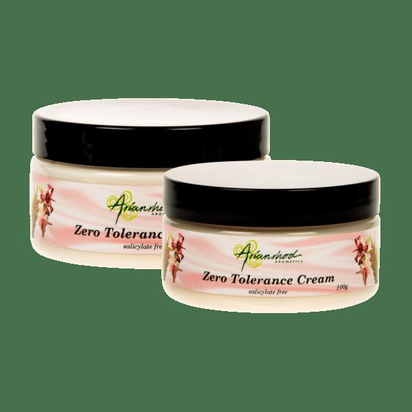AB180 - Zero Tolerance Cream - Group