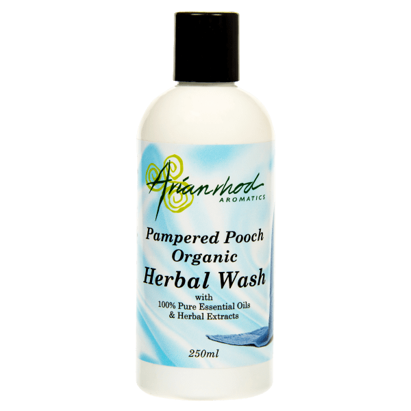 Pampered Pooch Herbal Wash