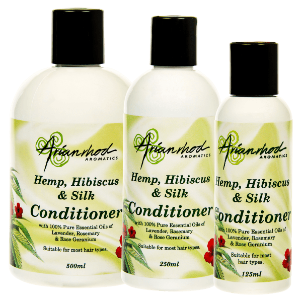 Hemp Hibiscus and Silk Conditioner