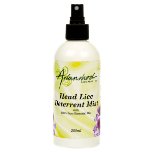 Head Lice Deterrent Mist