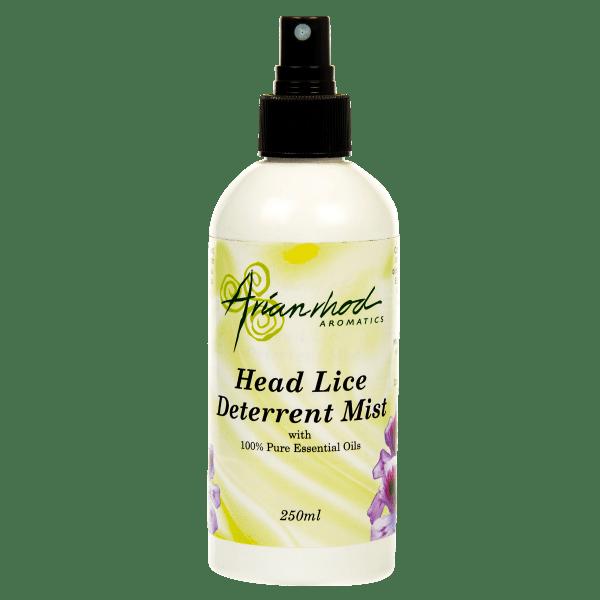 Head Lice Deterrent Mist