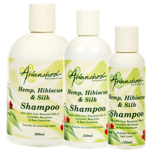 Hemp Hibiscus and Silk Shampoo
