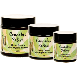 Hemp Cream with Kigelia