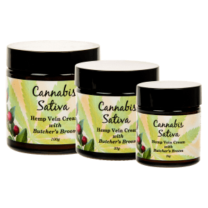 Arianrhod Aromatics Hemp Vein Cream