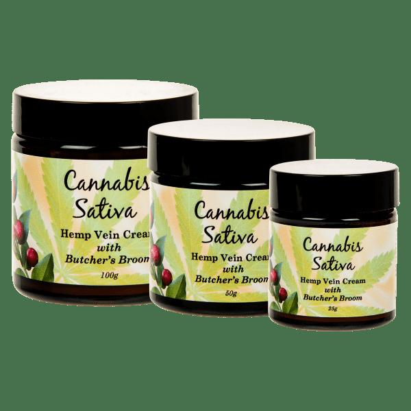 Arianrhod Aromatics Hemp Vein Cream