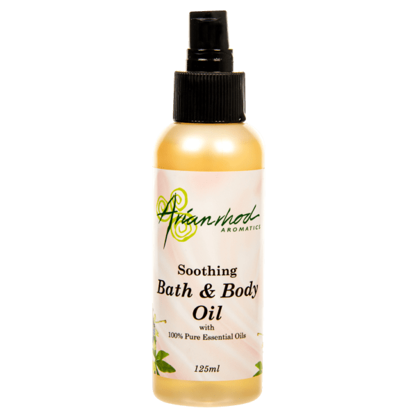 Soothing Bath and Body Oil