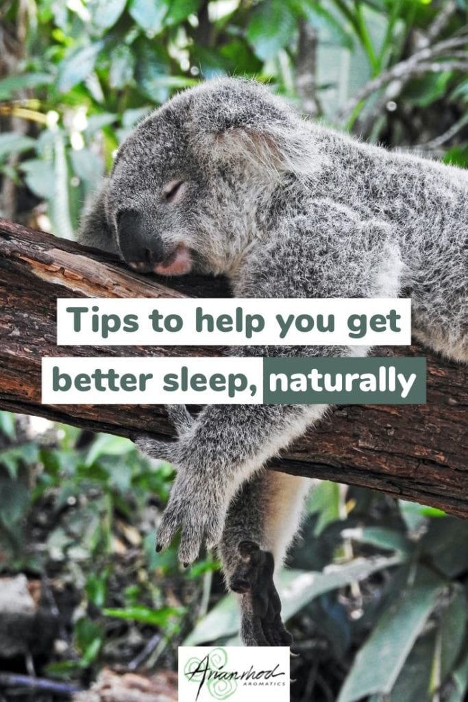 Tips to get better sleep naturally Pin 4