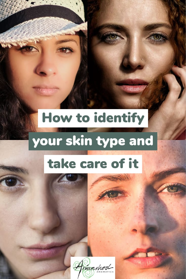 How to identify your skin type and take care of it