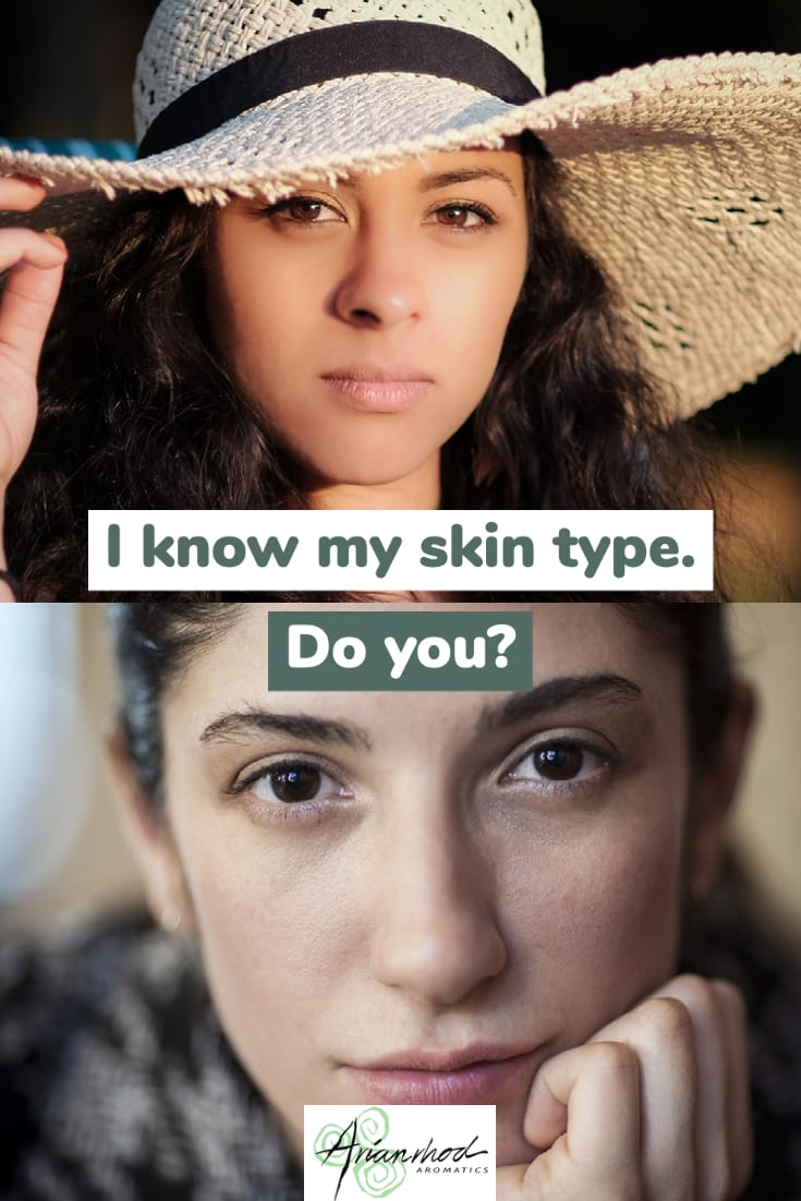 I know my skin type, do you?