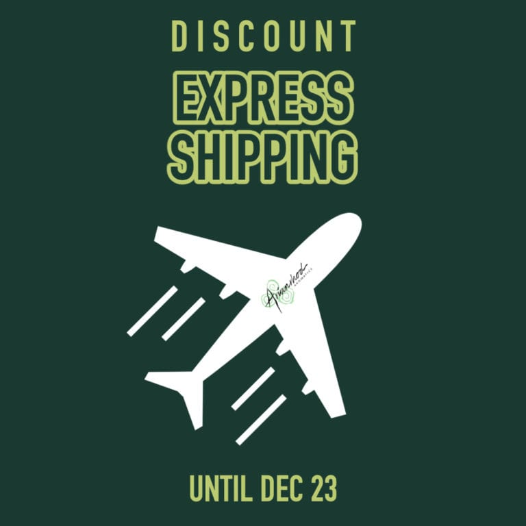 AA Express Shipping Promo Square